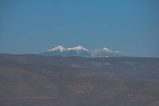 Steven Lapkin - Flagstaff Peaks