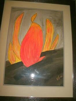 Flame by Ketina Winston