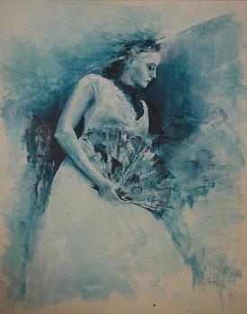 Flamenco 2 by Jos Van de Venne