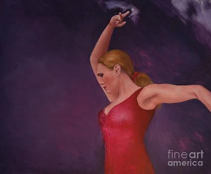 Flamenco 8 by Jos Van de Venne