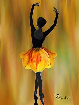 Flaming Grace by Patricia Kemke