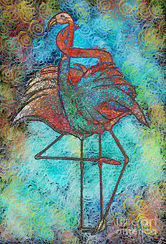 Flamingo Love by Sydne Archambault