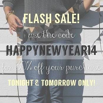 Flash Saaaaale (yay!!) :d use The by Traci Beeson