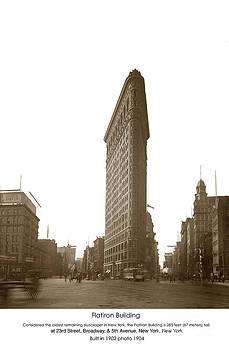 California Views Mr Pat Hathaway Archives - Flatiron Building New York City circa 1904