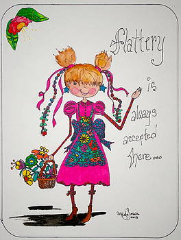 Flattery by Mary Kay De Jesus