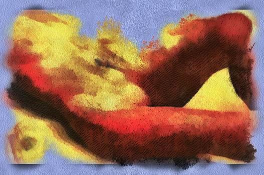Flaubert by Beto Machado