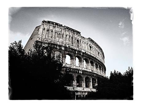 Flavian Amphitheater by Joe Winkler