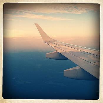 Flight 720 by Carla Ercole
