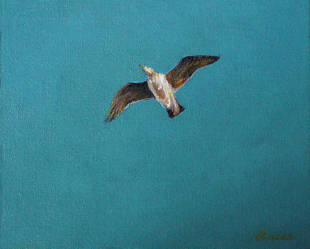 Flight by Anees Peterman