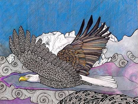 Flight of the Eagle by Amy Frank