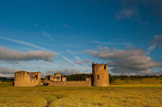 David Ross - Flint Castle