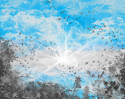 Flippin The Bird by Ben Christianson