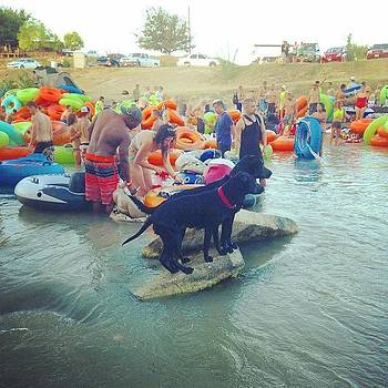 #floatfest2014 In Hill Country by Julian Schor