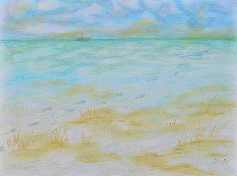 Donna Blackhall - Floating Away