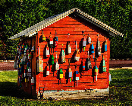 Bill Swartwout Fine Art Photography - Floators Buoys and Floats