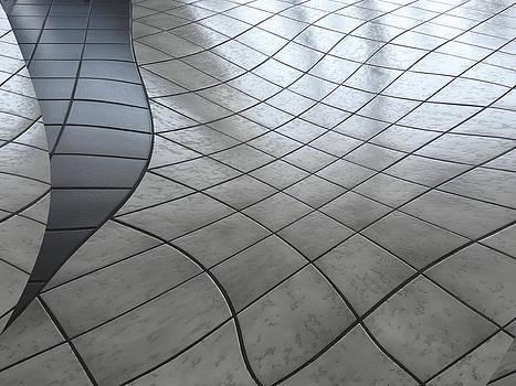Floor by Eileen Shahbazian