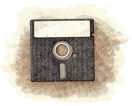 Floppy Disk by Dan Nelson