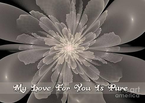 JH Designs - Flor de la Pureza My Love