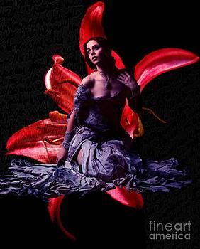 Flora -color version- by Jessie Art