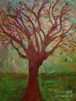 Flora by Julie Crisan