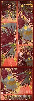 Garden Dahlia Trio 1/3 by Cindy McClung