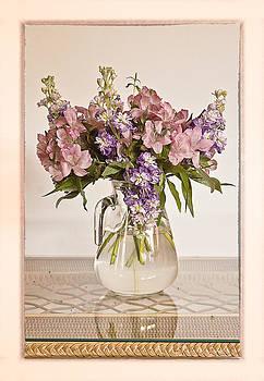 Floral Arrangement #91 by Robert Hudnall