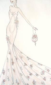 Floral Cadence  by Christine Corretti