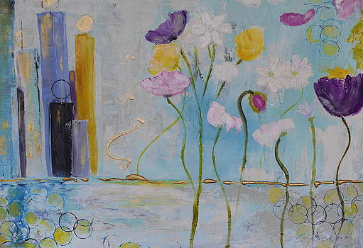 Floral City by Teresa Tilley