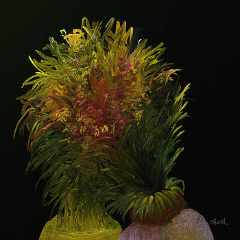 Shesh Tantry - Floral Display