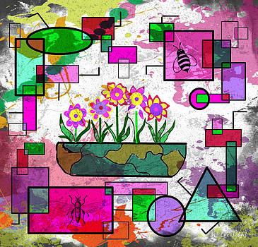 Floral Fantasia by Jan Steadman-Jackson
