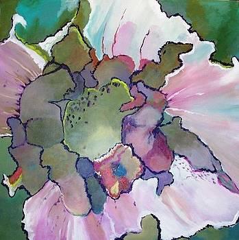 Floral I by Sylvia Morgan