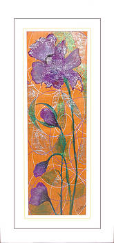 Floral Panel by Shalini Goyal