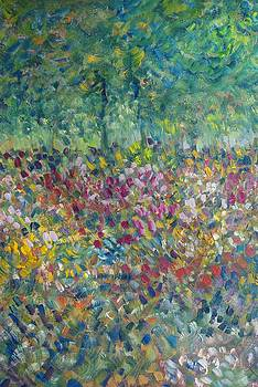 Floral Park  by Matthew David Evans
