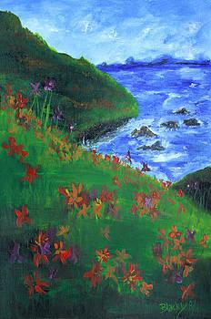 Donna Blackhall - Floral Sea