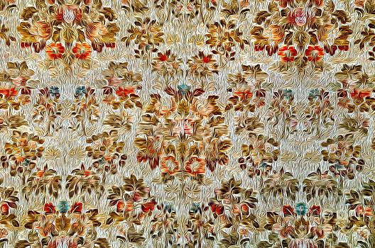 Mae Wertz - Floral Tapestry