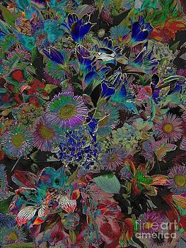 Floral_1 by Halyna  Yarova