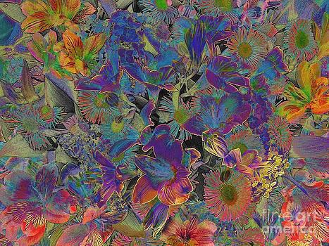Floral_3 by Halyna  Yarova