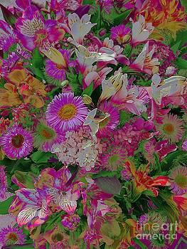 Floral_5 by Halyna  Yarova