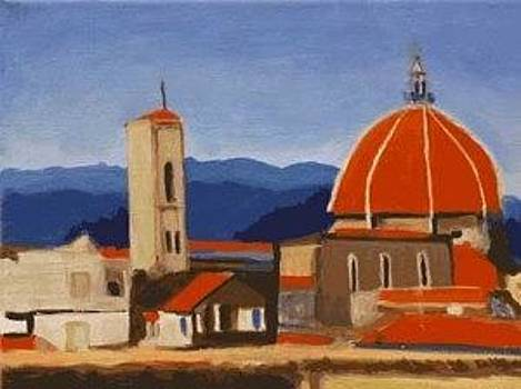 Florence by Andrea Kucza