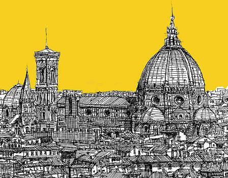 Florence Duomo  by Adendorff Design