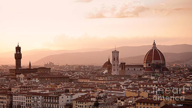 Florence by Francesco Emanuele Carucci