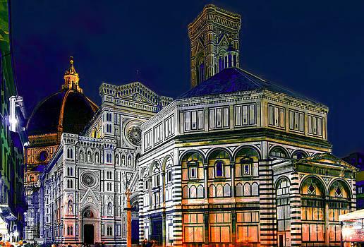Florence Italy by Lilianna Sokolowska