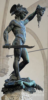 Gregory Dyer - Florence Perseus by Cellini