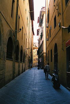 Florenza Street by Bess Yearsley