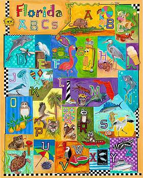Florida ABCs by Linda Kegley