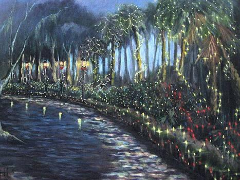 Florida Christmas by Teresita Hightower