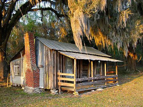 Randi Kuhne - Florida Cracker Cabin