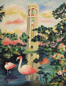 Suzanne  Marie Leclair - Florida Flamingo