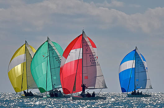 Steven Lapkin - Florida Spinnakers