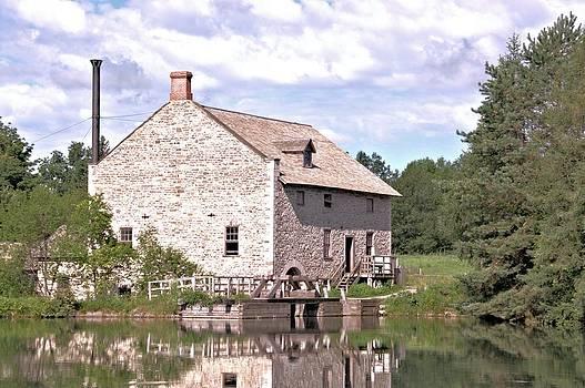 Valerie Kirkwood - Flour Mill